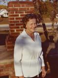My Mother,  Ethel Catlin