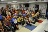YAM JAM at Holly Springs Elementary School - 11/19/09
