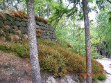 Vranov ruins ..