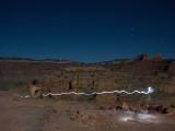 Grand Canyon Kaibab Moonlit Hike
