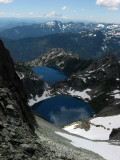 Rainier and Alpine Lakes