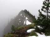 Goat West Summit East Ridge