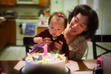 Amberlin's 1st Birthday