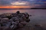 Dusk of Lake Mendota