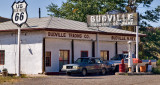 Budville, NM boasts the The Budville Trading Company Building, Circa 1938