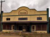 The Mission Theater, Menard, TX, circa 1927