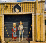 Fort Sumner, NM Murals