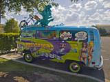 The Freedbird Burrito Van