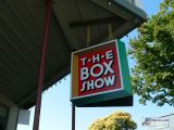 The Box Show at Gallery Route Onein Point Reyes Station - Sept. 9, 2006