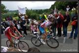 Tour de France goes past!