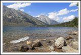 Jenny Lake and Mt. Moran