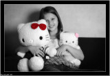 Crazy about Hello Kitty