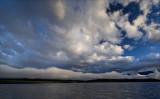 The Long White Cloud over Lake Te Anau