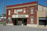 Strand Theater-Sharon Springs, KS