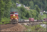Canadian Bound Freight