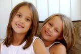 Erin & Lauren   Our Grand Daughters
