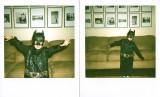 Batman Polaroid