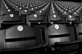 sea of seats