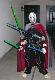 Halloween '08 - Brendon as General Grievous