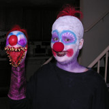 Brendon's 2009 Costume - Killer Klownz From Outer Space!