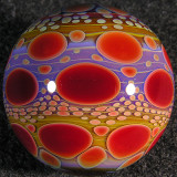 Dots in Stream,  Size: 1.11,  Price: SOLD
