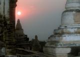 Bagan Sundown