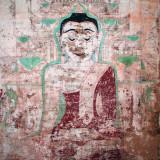 Inside Bagan Temple