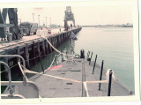 Dock at Cape Canaveral