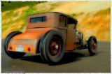 1927 Ford T Rat Rod