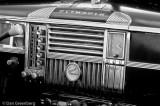 1947 Plymouth Radio