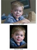 Post Processing Portrait