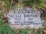 Shown above is the gravestone of, Lucille Alena [Mattson], Robinson. My own daughter, Hazelmarie Alena Rosina gets her name, Alena, from her great grandmother, Lucille Alena. She rests in Forest Home Cemetery, Newberry, Luce, MI.
