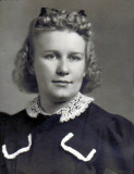 Dorothy E. Mattson is the third of six children & the second daughter born to, George Emil Mattson & his wife, Alma Alena [Johnson] Mattson on 18 April 1923. Dorothy married, Viles Henry Martindale & together this couple share four known children.