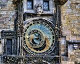 astrologic clock in Praha