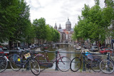 bicycles and canals