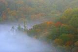 Red River gorge sunrise