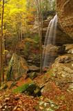 Anglin Falls, near Berea, KY