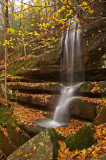 Another small waterfall near Anglin Falls