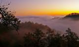 Red River Gorge sunrise.