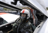 Ejection Seat with Pilot