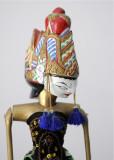 Wayang Golek Puppet - Arimbi