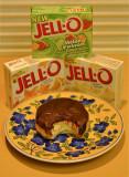 J = Jello and Jelly Donut