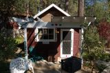 The smallest Cabin in Idyllwild