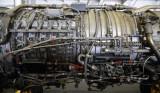 J-79 Turbojet Engine - Close-up