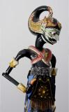 Wayang Golek Puppet - Bima