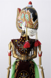 Wayang Golek Puppets - Batara Guru
