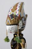 Wayang Golek Puppets - Salya