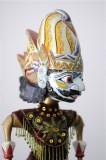 Wayang Golek Puppets - Brahma