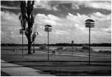 Birdhouses, Lac St Louis.