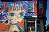 Graffitis et Murales